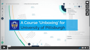"""Watch the video to see Colleen Culley, PharmD, BCPS, react to her CourseTune course """"unboxing."""""""
