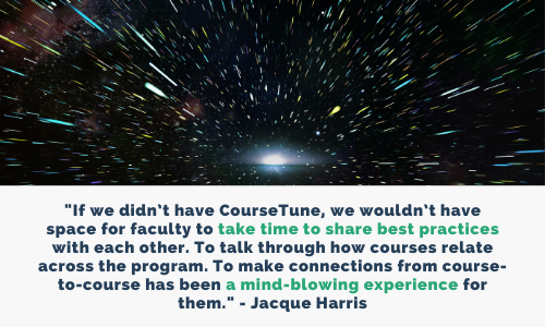 CourseTune brought mindblowing changes to OTC's curriculum design process.