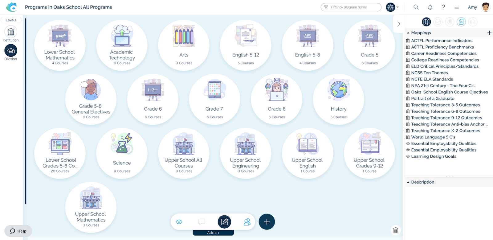 CourseTune's beautiful User Interface